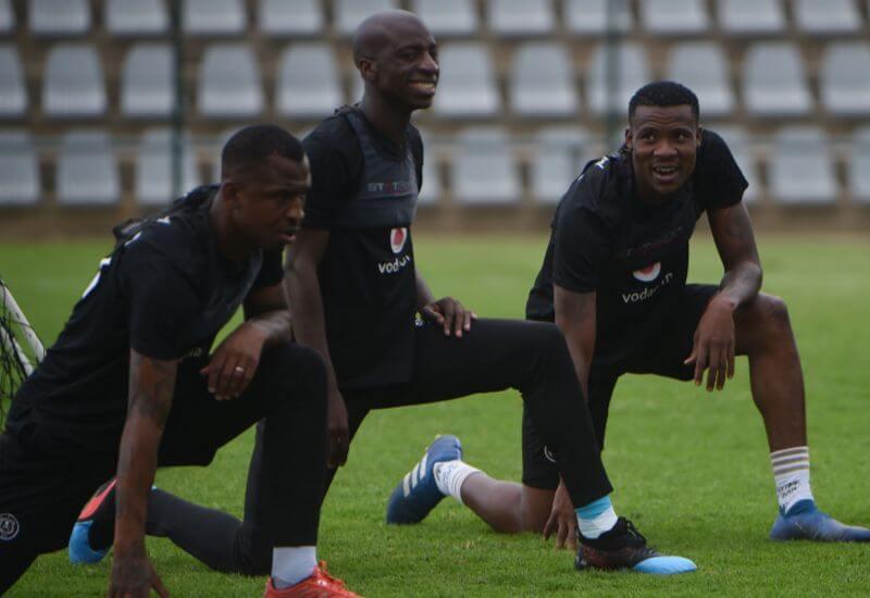 Gabuza and his CAF Love Affair | Orlando Pirates Football Club