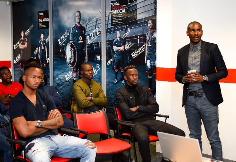All aboard! New signings welcomed | Orlando Pirates Football Club